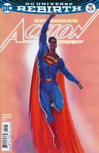 [Action Comics #982 (Variant Edition) (Product Image)]