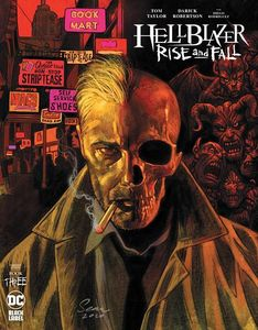 [Hellblazer: Rise & Fall #3 (Sean Phillips Variant) (Product Image)]