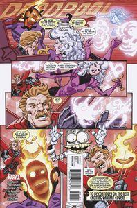 [Despicable Deadpool #291 (Koblish Secret Comic Variant) (Legacy) (Product Image)]