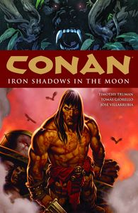 [Conan: Volume 10: Iron Shadows In The Moon (Hardcover) (Product Image)]