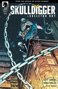 [Skulldigger & Skeleton Boy #4 (Cover B Johnson Spicer) (Product Image)]