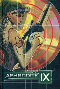 [Aphrodite IX: Complete Oversized Edition (Hardcover) (Product Image)]