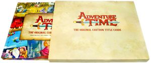 [Adventure Time: The Original Cartoon Title Cards: Volume 1 (Limited Edition Hardcover) (Product Image)]