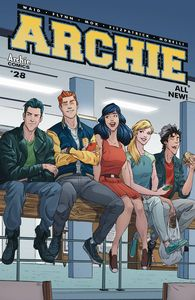 [Archie #28 (Cover C Schoening) (Product Image)]