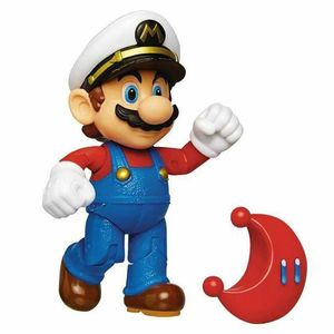 [World Of Nintendo: Action Figure: Captain Mario With Moon (Product Image)]