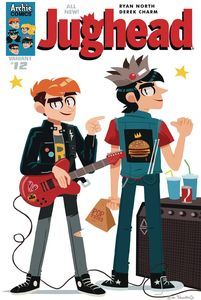 [Jughead #12 (Cover B Variant Erin Hunting) (Product Image)]