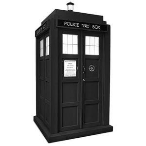 [Doctor Who: 11th Doctor: Scale Replica: TARDIS (Product Image)]