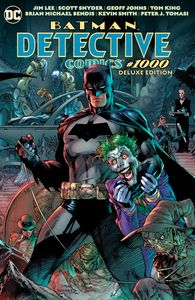 [Detective Comics #1000 (Deluxe Edition Hardcover) (Product Image)]
