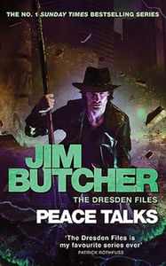 [The Dresden Files: Book 16: Peace Talks (Product Image)]