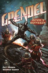 [Grendel: Devils Odyssey #6 (Cover B Troya) (Product Image)]
