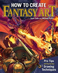 [How To Create Fantasy Art (Product Image)]