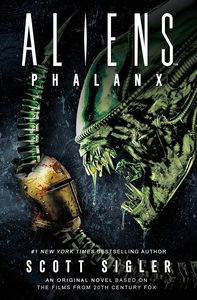 [Aliens: Phalanx (Signed Edition Hardcover) (Product Image)]