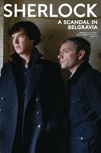 [Sherlock: Scandal In Belgravia #4 (Cover B Photo) (Product Image)]