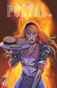 [Postal #24 (Cover B Witchblade Variant) (Product Image)]