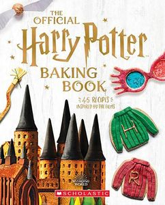[The Official Harry Potter Baking Book (Hardcover) (Product Image)]