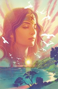 [Wonder Woman #763 (J Middleton Card Stock Variant Edition) (Product Image)]