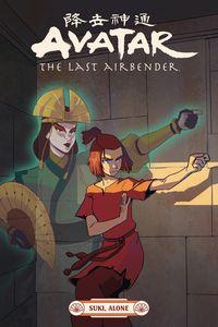 [Avatar: The Last Airbender: Suki Alone (Product Image)]
