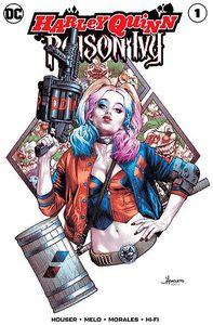 [Harley Quinn & Poison Ivy #1 (Jay Anacleto Variant) (Product Image)]