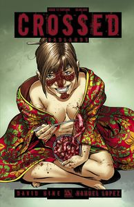 [Crossed: Badlands #72 (Torture Cover) (Product Image)]