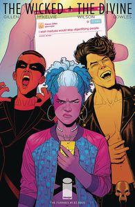 [Wicked & Divine: Funnies #1 (Cover A Mckelvie & Wilson (One-Shot) (Product Image)]