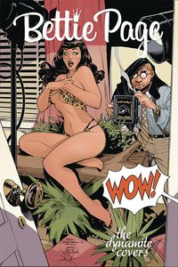 [Bettie Page: Dynamite Covers (Product Image)]