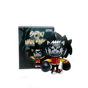 [Kusovinyl: Vinyl Figures: Spiki The Wolfman By Maihiro (Product Image)]