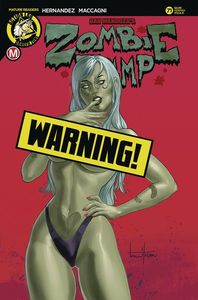 [Zombie Tramp: Ongoing #71 (Cover F Herman Risque) (Product Image)]