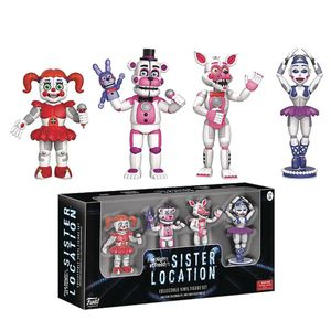 [Five Nights At Freddy's: Action Figure 4-Pack: Set 2 (Product Image)]