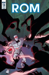 [Rom #13 (Cover C Wentworth) (Product Image)]