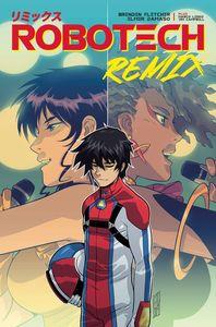 [Robotech: Remix #4 (Cover A Damaso) (Product Image)]