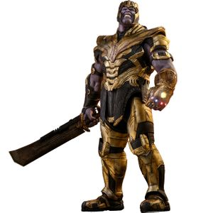 [Avengers: Endgame: Hot Toys Figure: Thanos (Product Image)]