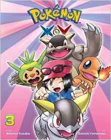 [Pokemon XY: Volume 3 (Product Image)]