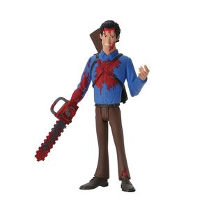 [Toony Terrors: Action Figure: Bloody Ash (Series 5) (Product Image)]