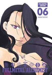 [Fullmetal Alchemist: Fullmetal Edition: Volume 6 (Hardcover) (Product Image)]