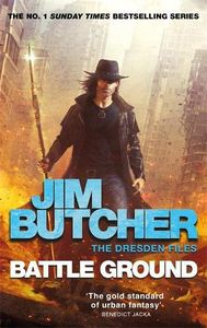 [The Dresden Files: Book 17: Battle Ground (Product Image)]