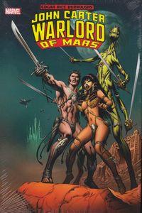 [John Carter: Omnibus: Warlord Of Mars (Hardcover) (Product Image)]