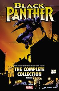 [Black Panther: By Christopher Priest: Complete Collection: Volume 1 (Product Image)]