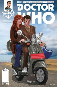 [Doctor Who: 10th Doctor: Year Three #4 (Cover C Myers) (Product Image)]