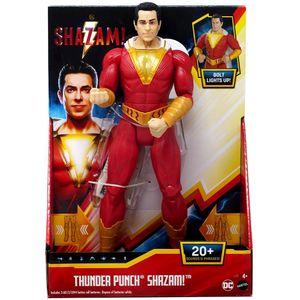 [Shazam! Action Figure: Thunder Punch Shazam! (Product Image)]