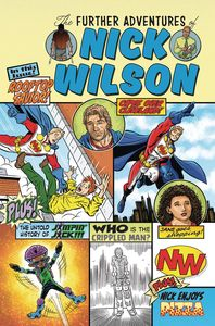 [Further Adventures Of Nick Wilson #4 (Cover B Churchill) (Product Image)]