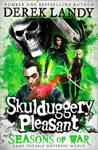 [Skulduggery Pleasant: Book 13: Seasons Of War (Product Image)]