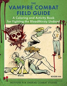 [The Vampire Combat Field Guide (Product Image)]