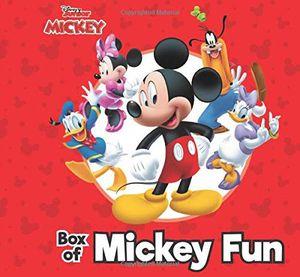 [Disney Junior Mickey: Box Of Mickey Fun (Hardcover) (Product Image)]