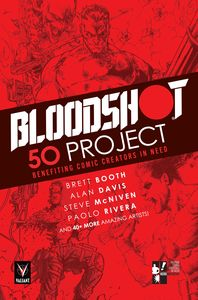 [Bloodshot: 50 Project (Product Image)]