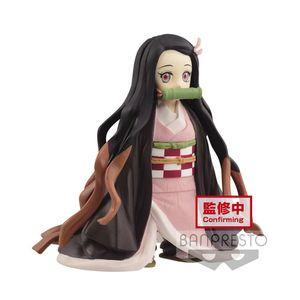 [Demon Slayer: Q Posket Petit Statue: Nezuko Kamado (Product Image)]