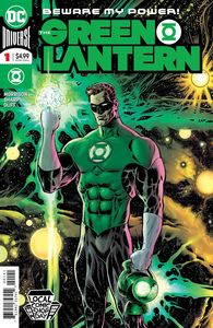 [Green Lantern #1 (Foil Local Comic Shop Day 2018 Edition) (Product Image)]