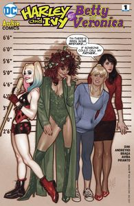 [Harley & Ivy Meet Betty & Veronica #1 (Variant Edition) (Product Image)]