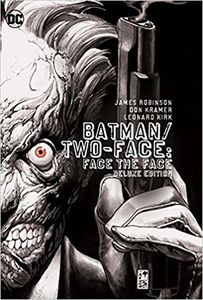 [Batman/Two-Face: Face The Face (Deluxe Edition Hardcover) (Product Image)]