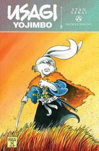 [Usagi Yojimbo: Homecoming (Product Image)]