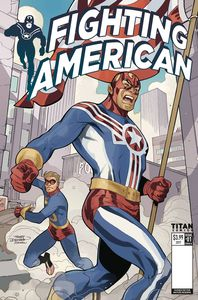 [Fighting American #1 (Cover A Dodson) (Product Image)]